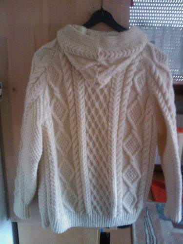 Jacke stricken mit dicker wolle