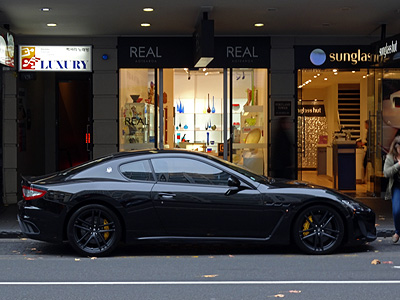 Queen Street - Auckland - New Zealand - 29 May 2014 - 13:38