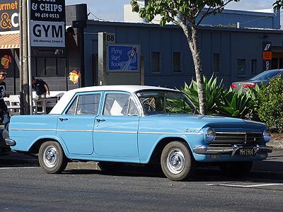 Hinemoa Street - Birkenhead - Auckland - New Zealand - 14 January 2015 - 9:06