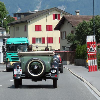 Glarus-Nord -> Oberurnen - Schweiz - 17 July 2015 - 13:25