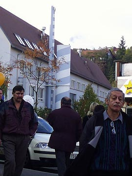 Backnanger Schornsteine: Stadtverwaltung