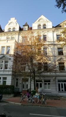 Baum Haus Linden Hannover