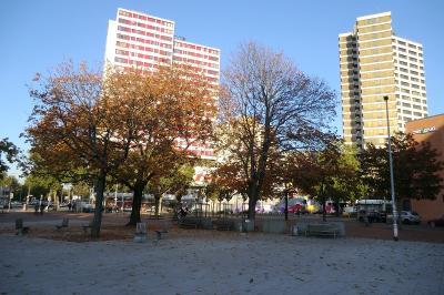 Ihmezentrum Herbst Hannover Linden