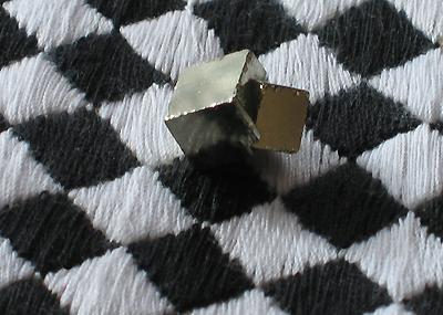 Der Pyrit regt die Quadratur der Selbstheilung an.