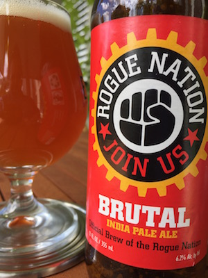 Rogue Nation - Brutal IPA