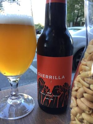 CRAK Brewery - Guerrilla IPA