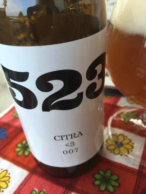 mal wieder ein richtiges Bier...
