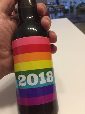 Brauerei 523 / www.523.ch - Pride 2018
