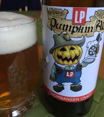 Pumpkin Ale - Brauerei Thombansen, Lippstadt