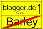 Ortsausgang Barley nach blogger.de