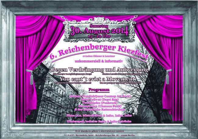 flyer reichenberger strassenfest 2014