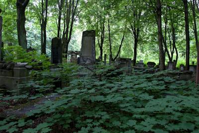 Breslau, jüdischer Friedhof