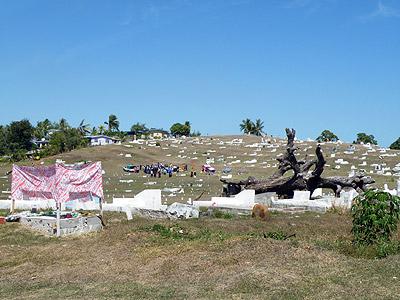 Old Cemetery - Balawa Street - Lautoka - Viti Levu - Fiji Islands - 13 August 2010 - 11:33