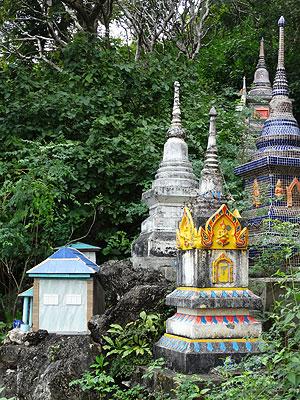 Wat Maha Samanaram Ratworawihan - Thailand - Phetchaburi - 23 November 2013 - 7:31