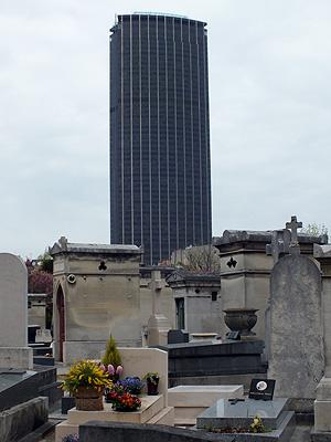Cimetière Montparnasse - Paris - 17 April 2012 - 10:00