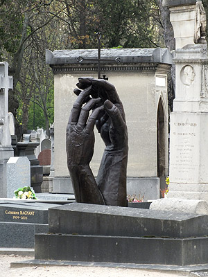 Cimetière Montparnasse - Paris - 17 April 2012 - 10:00