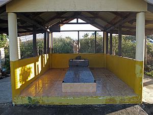 Muka Cemetery - Sigatoka - Viti Levu - Fiji Islands - 11 May 2011 - 7:19