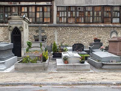 Cimetière Montparnasse - Paris - 17 April 2012 - 9:50