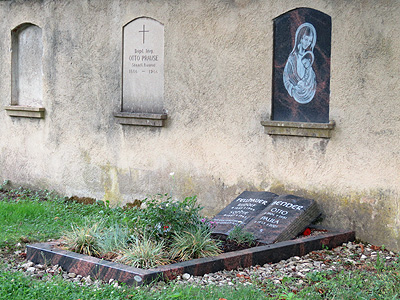 Hauptfriedhof - Freiburg - 9 July 2015 - 19:50