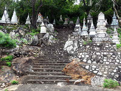 Wat Maha Samanaram Ratworawihan - Thailand - Phetchaburi - 23 November 2013 - 7:30