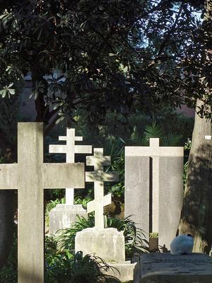 Cimitero acattolico, Roma