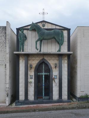 Cimitero communale, Siracusa