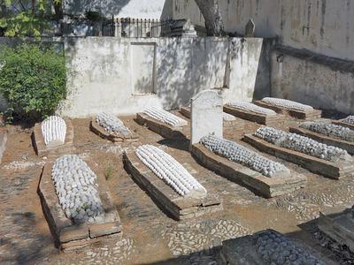 Cementerio inglés de Málaga