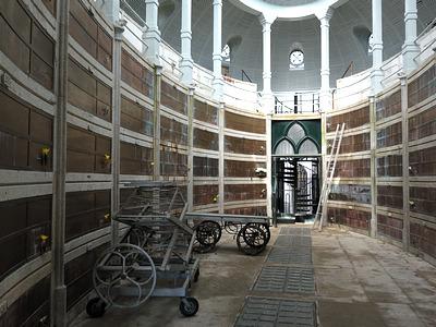 Cemitério de Agramonte, Porto