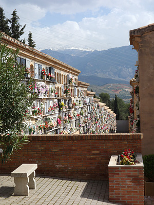 Cementerio de San José, Granada