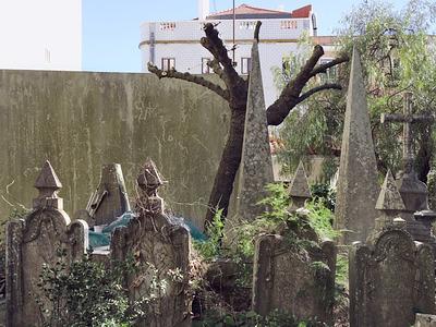 Cemitério Alemão, Lissabon