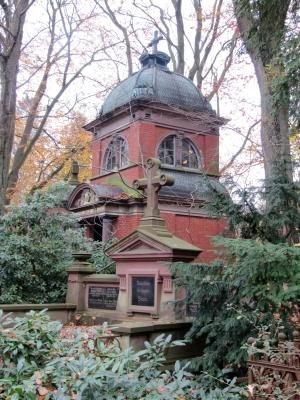 Kapellenberg Südfriedhof Kiel