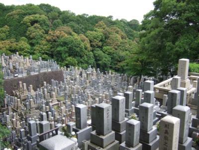 Friedhof Japan