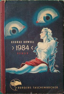 1984 – Lizenzausgabe des Diana Verlages, Baden-Baden 1950, Einbandentwurf: Kurt Hilscher