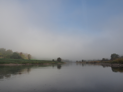 Weser bei Bursfelde