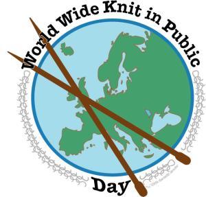 Word Wide Knit in Public Day 2012