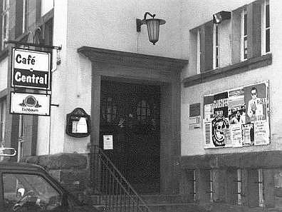 Hanau Cafe Central