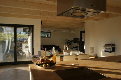 unser traum - baublog naturhausbau 2000: innenausbau