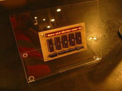 Elektronische Bibel In Der Johanneskirche Saarbrücken