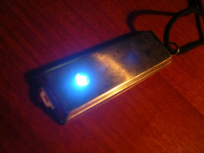 Personal Blinkenlight 3