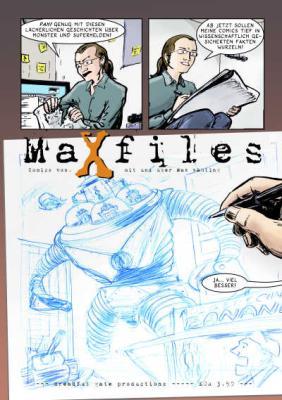 Maxfiles Nr. 1, demnächst beim Dreadful Gate