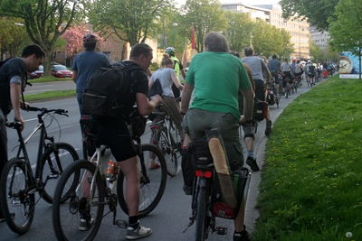 Critical Mass Dortmund