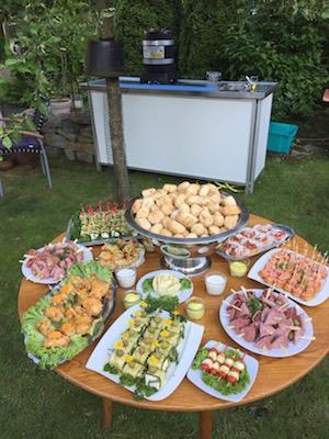 Sommer Garten Party