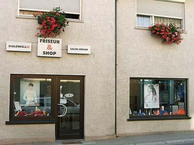 der friseurladen friseur shop