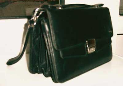 Barsetka - die russische Variante der Herrenhandtasche