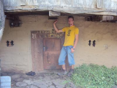 High doors in Old-Manali