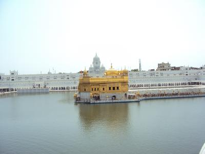 golden temple, wow!
