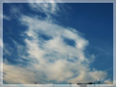 Wolken-Mann