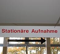 Stationäre Aufnahme