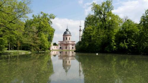 Schlosspark in Schwetzingen