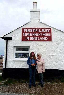 Land`s End: Westlichster Zipfel Englands